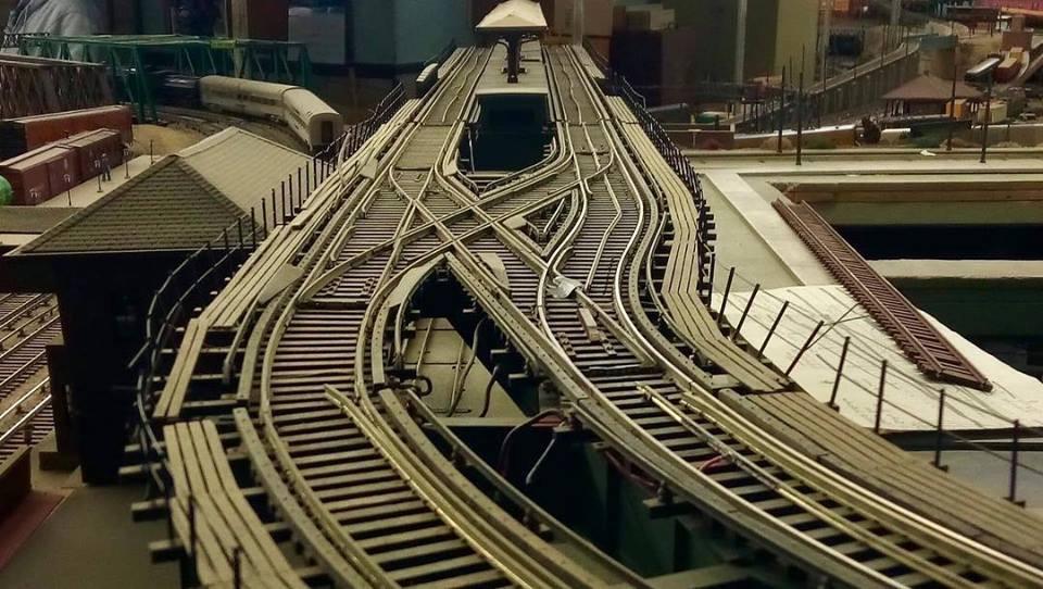 Trolley Museum of New York - Bay Ridge Model Railroad Club